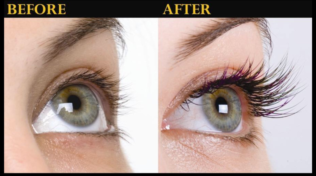 Eyelash Extensions Healthy Touch Day Spa Salon